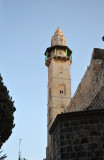 Mosque of Omar next to the Holy Sepulchre, Christian Quarter