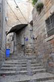 Stairs, Bab Hutta Road, Muslim Quarter