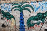 Graffiti in the Muslim Quarter, Jerusalem