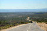 The road from Port Elizabeth to Addo Elephant National Park