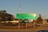 The goal is to reach Graaff Reinet this evening, but it got dark as I arrived at Somerset East
