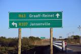 R63 between Somerset Oos and Graaff-Reinet