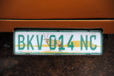 Northern Cape Province license plate, South Africa