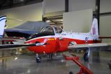 BAC 167 Strikemaster (ZU-JPR), Thunder City
