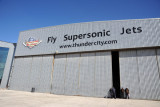 Thunder City - Fly Supersonic Jets, Cape Town International Airport