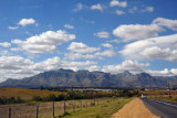 Mountains of the Cape Winelands, Stellenboschberg