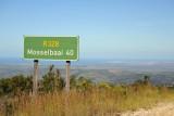 Mosselbaai 40 km