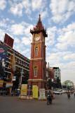 Mandalay Clock Tower, Bayintnaung Road