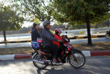 Transport for a family of 4 - Mandalay