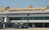 Mandalay International Airport- VYMD (MDL)