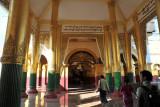 Southern entrance to Mahamuni Paya