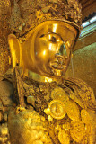 Some believe the Mahamuni Buddha dates from 554 BC during the Buddha's lifetime