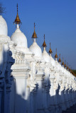 Kuthodaw Paya was built in 1857 by King Mindon
