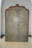 One of the 729 marble slabs of the Tripitaka