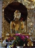 Principle Buddha image at Kuthodaw Paya