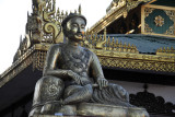 Mindon Min, King of Burma 1853-1878, founder of Mandalay, builder of Kuthodaw Paya