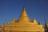 Main stupa of Sandamani Paya, Mandalay