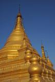 Zedi, Sandamani Paya, Mandalay