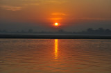 Sunrise on the Irrawaddy River, Sagaing