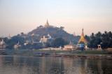 Sagaing, early morning