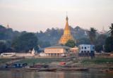 Riverside pagodas of Sagaing