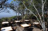 Dining al fresco, Popa Mountain Resort