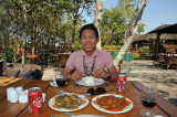 Lunch at Popa Mountain Resort