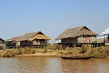Southern outskirts of Nyaung Shwe