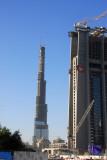Burj Dubai and Union Properties DIFC