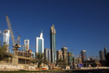 Sheikh Zayed Road behind expansion at DIFC
