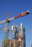 Crane, Sheikh Zayed Road, Dubai