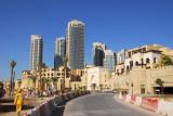 Burj Dubai Boulevard, Old Town Island, Burj Dubai Residences