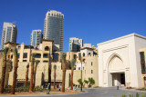 The Old Town Island gateway at Burj Dubai