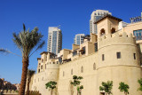 The Old Town Island at Burj Dubai