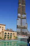 Palace Hotel, Burj Dubai