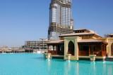 Thai restaurant, Palace Hotel, Dubai