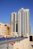 Burj Dubai Residences from Old Town