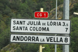 Andorra la Vella is the capital of the 468 km2 co-principality between France and Spain