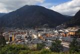 View of Andorra la Vella from Carratera de l'Obac