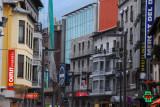 Andorra la Vella shopping district - Carrer del Bisbe Princep Iglesias