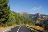 Carretera del Coll de la Botella, Vallnord, Andorra