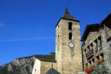 Church of Sant Corneli i Sant Cebriá, Ordino, Andorra