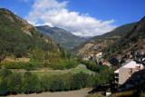 Valley of Ordino, Andorra