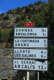 Ski resorts - El Serrat and Arcalis, Andorra