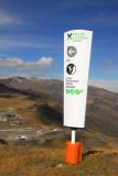 Pas de la Casa, Grandvalira, ski piste marker