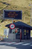 Andorra-France border post, Pas de la Casa