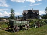 Tinsley House, Museum of the Rockies, Bozeman, Montana
