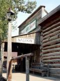 Bale of Hay Saloon, Virginia City, Montana