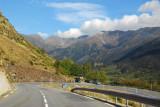 France Route N320 - Col de Puymorens, Pyrénées Orientales