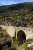 Stone bridge, route N320, Col de Puymorens